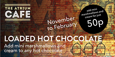 Atrium Hot Choc 2018