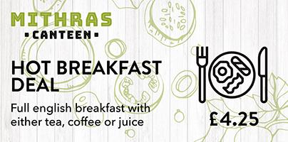 Mithras Breakfast
